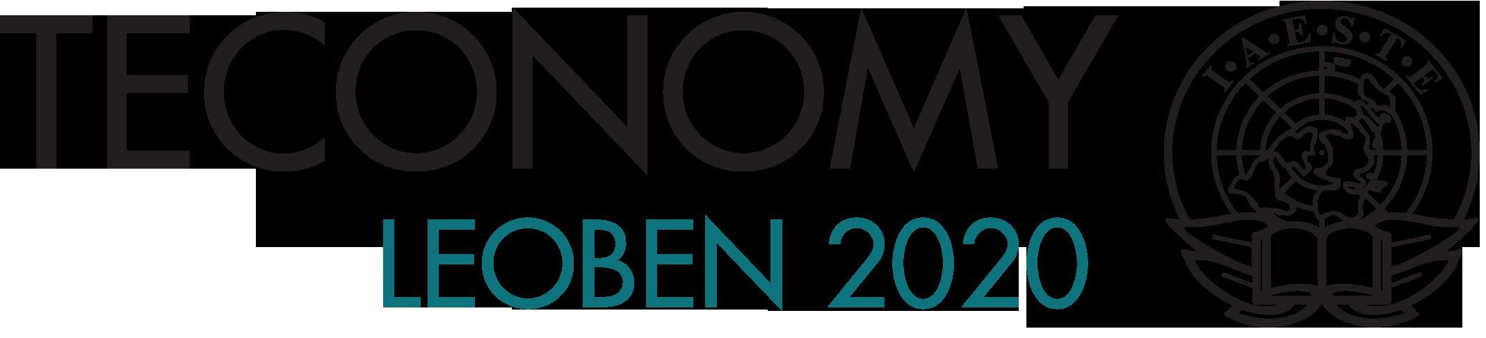 TECONOMY Leoben 2020